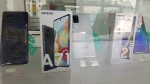 Samsung A71 NUEVO con garantía de fábrica de 128 GB