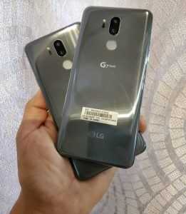Precio del LG G7 ThinQ en honduras