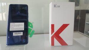 Precio del Lg K51s en honduras