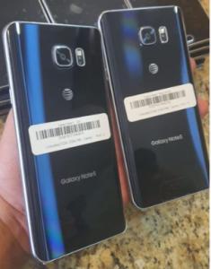 Precio del Samsung Galaxy Note 5 en honduras