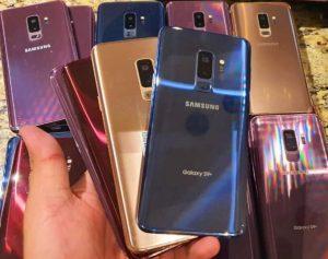 Precio del Samsung Galaxy S9 plus en honduras