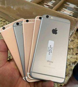 Precio del iPhone 6S Plus en honduras