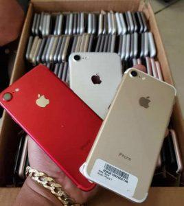 Precio del iPhone 7 en honduras