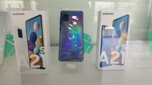 Samsung a21s precio