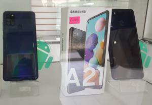 Samsung galaxy A21 precio en honduras