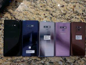 Samsung Note 9 en Honduras